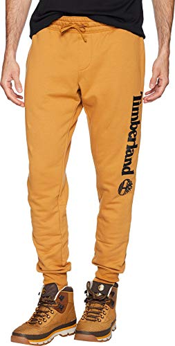Timberland Men's Sweatpants Wheat Boot Small by Timberland