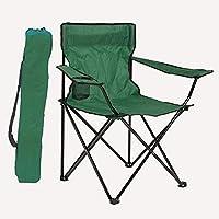 EFR CRT G Çantalı Katlanır Plaj Piknik Kamp Sandalyesi, Yeşil