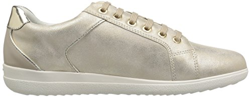 5 Taupe Sneaker Women's Nihal Geox Beige Light ES6wPx8X7q