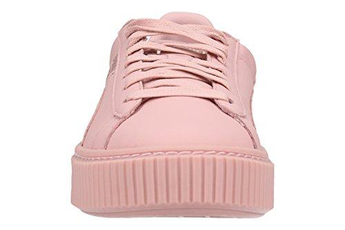 Pour 03 Plateforme 814 Femmes Bas Chaussures Puma Sneakers 366 Or Euphoria Basket Rose 0ATqZExnw