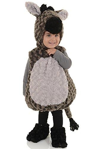 Underwraps Kid's Baby's Donkey Costume, X-Large Childrens Costume, Gray, X-Large]()