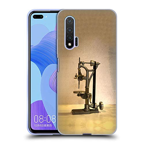 Official Celebrate Life Gallery Drill Press Tools Soft Gel Case Compatible for Huawei Nova 6 5G