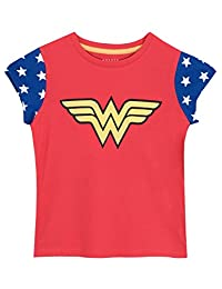 14da7233a Wonder Woman Girls T-Shirt
