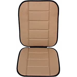 auto drive simulated leather full seat cushion made from strong durable fabric. Black Bedroom Furniture Sets. Home Design Ideas