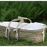 Organic Moses Basket Bumper Pad Replacement