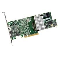 LSI Logic LSI00417 MegaRAID 8-Port SAS 9361-8i SGL PCIE3.0 x8 Card, RAID Supported