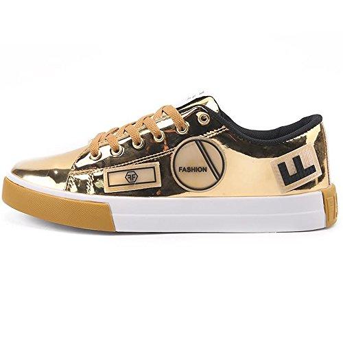 shoes Mocassini Shufang Gold shoes Mocassini Uomo shoes Shufang Shufang Mocassini Gold Uomo Uomo qBwwfAgtxS