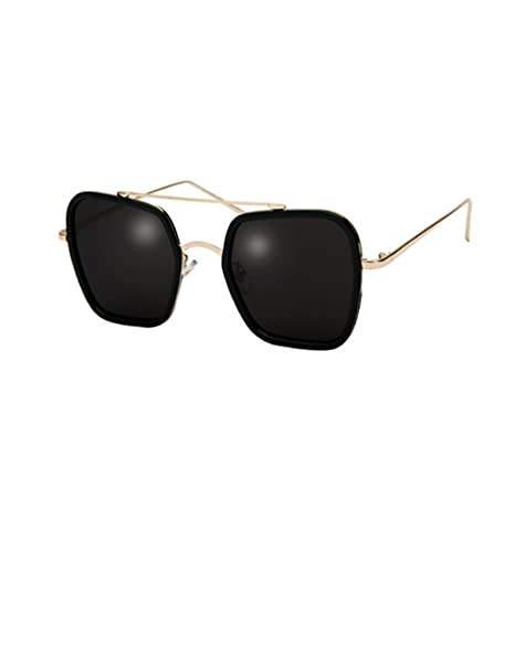 Moda Big Frame Tendencia Gafas De Sol Tide Femenino Nueva ...