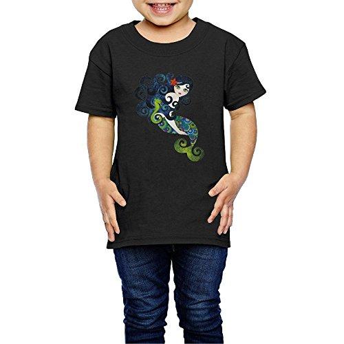 Aquamarine Mermaid Kid Unisex T Shirt