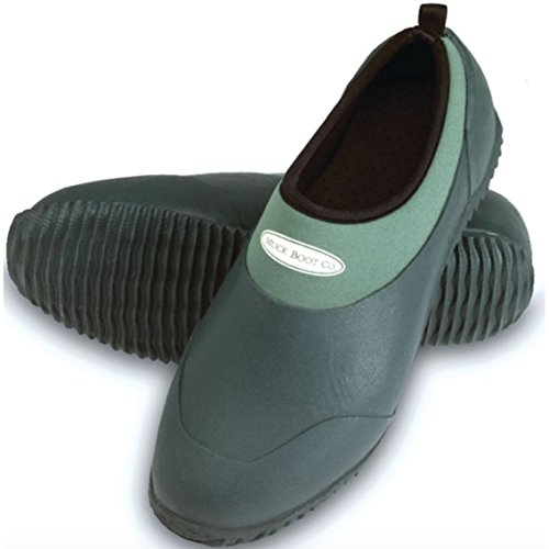 The Original MuckBoots Daily Garden Shoe,Garden Green,9 M US Mens/10 M US Womens