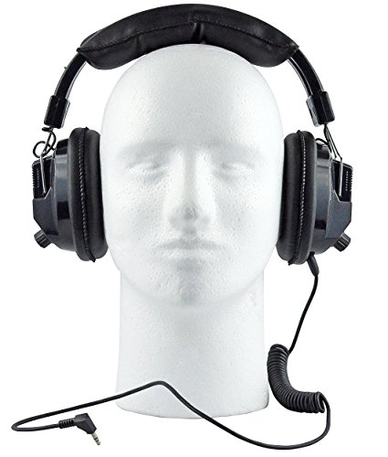 Race Day Electronics Over The Head Racing Scanner Headset, used for sale  Delivered anywhere in USA