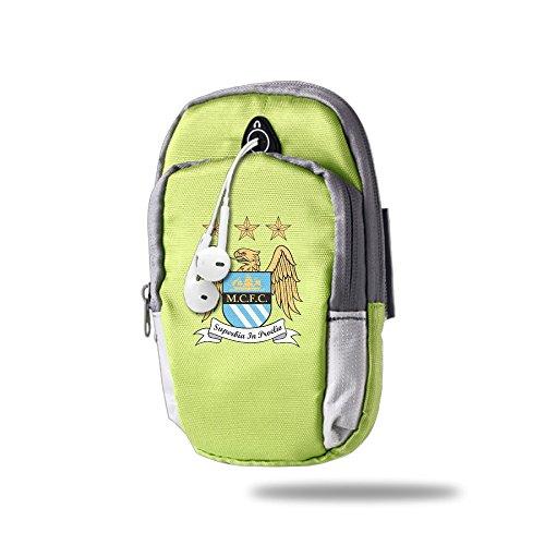 AWADER Outdoor Arm Bag Manchester City Football Club KellyGreen