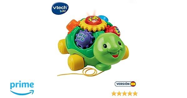VTech - La Tortuga colorina (3480-143122)