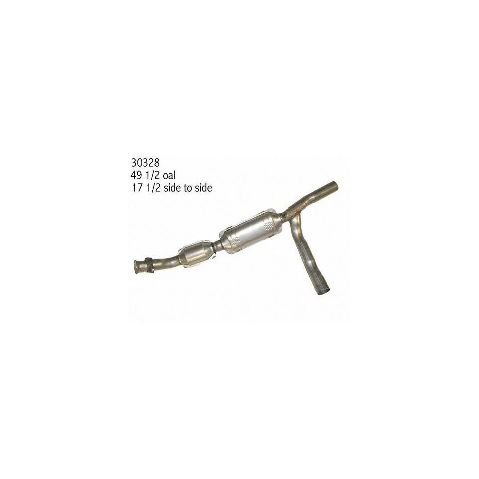 99 03 FORD ECONOLINE VAN e150 e250 e350 e450 CATALYTIC CONVERTER VAN, DIRECT FIT, 6 Cyl, 4.2L,RIGHT SIDE EXC. CA (1999 99 2000 00 2001 01 2002 02 2003 03) CC 30328