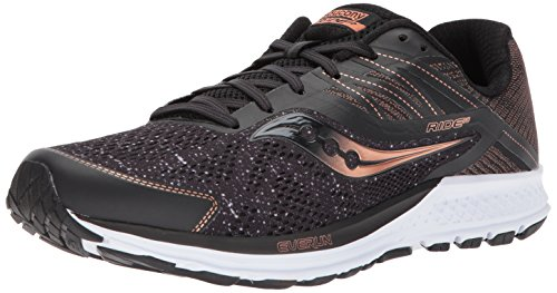 Homme 30 copper 10 Saucony Chaussures denim black Running De Noir Ride wUaqaX7xv