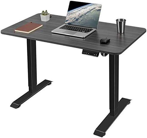Best home office desk: Greesum Electric Height Adjustable Home Office Standing Desk