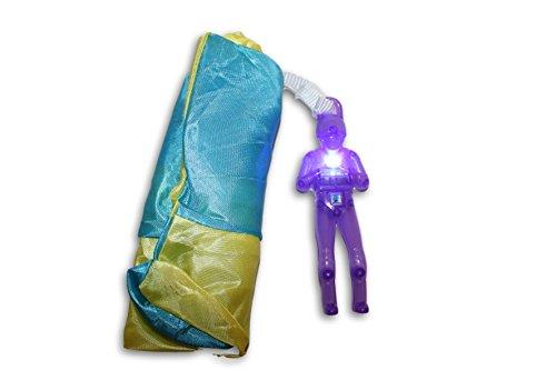Toys+ Tangle Free Parachute Man Skydiver 1 Piece
