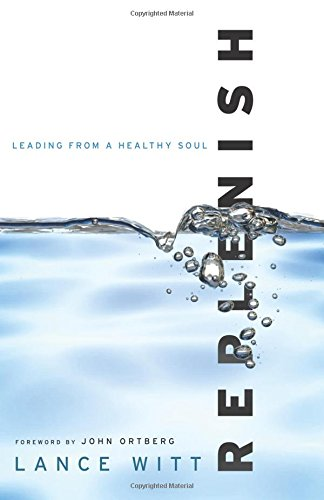 Replenish Leading Healthy Lance Witt product image