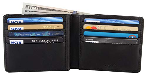 AULIV Men's RFID Wallet