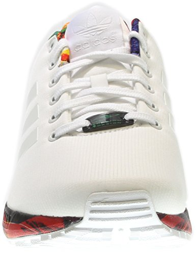 Adidas Mens Zx Flux White / Multi White / Multi