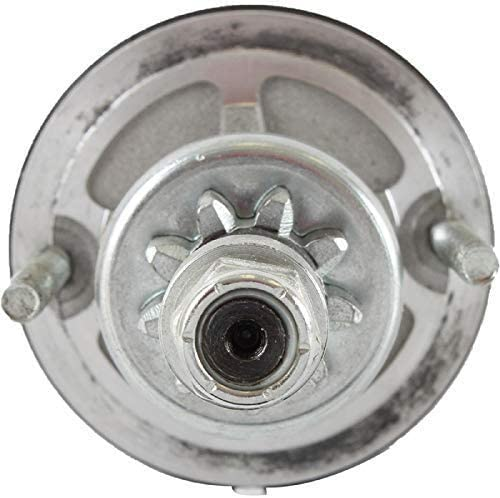 New UNITED TECHNOLOGIES Style Starter for CHRYSLER Various Models 1966-1984 FORCE 1201,1208,120LD9 L-DRIVE,1251,1253,1254,1258,125LD9 L-DRIVE,1501,1503,1508,150ELPT,150EXLPT,853,854,856,858,85LD9 L-DRIVE,903F,906F,908F,90EL,90ELPT,90EXLPT,90LD9 L-DRIVE 1