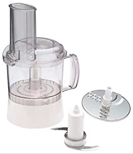 Cuisinart AFP-7 3-Cup Food Processor Duet Attachment : Best processor ever