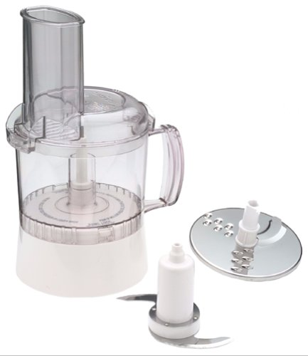 Cuisinart AFP-7 3-Cup Food Processor Duet Attachment, White