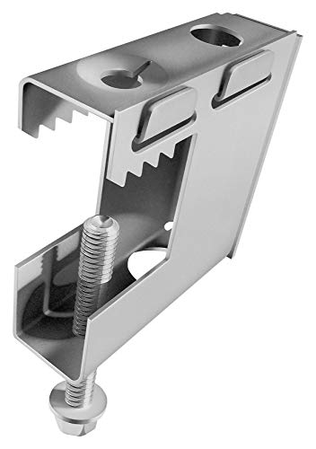 PPFH107 - GIRDER CLAMP, THREADED ROD, 10.7MM (PPFH107)