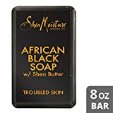 SheaMoisture Bar For Troubled Skin African Black