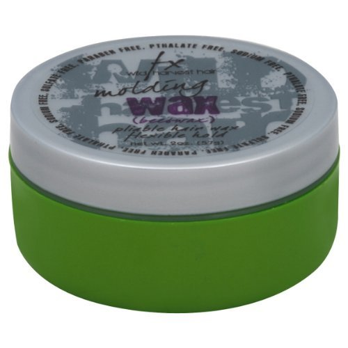 Price comparison product image FX Wild Harvest Hair Molding Wax, Beeswax, Flexible Hold, 2 oz.