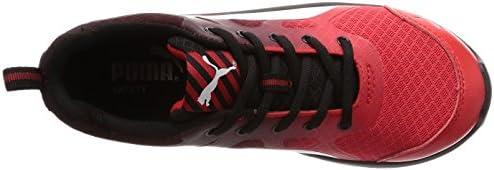 安全靴 作業靴 マラソン ロー JSAA A種認定 先芯合成樹脂 衝撃吸収 静電 靴幅4E ジャパンモデル メンズ