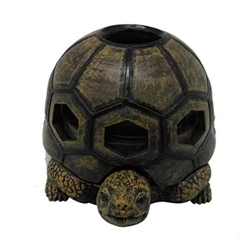 Furniture Turtle Bay - BY-BAY Creative Turtle Ashtrays for Cigarettes Creative Ashtray for Home Outdoor Office and Car