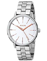 Nixon Women's A0991519 Kensington Watch