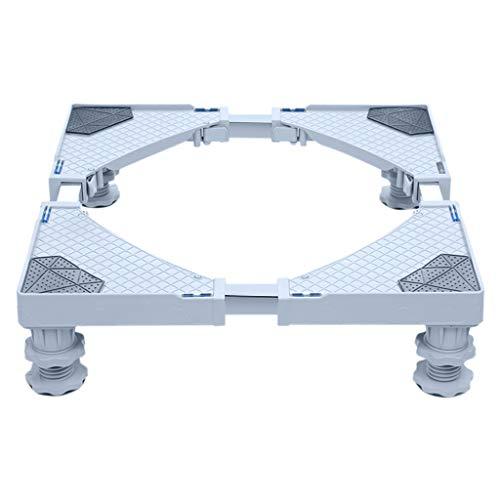 Estantería HUYP Soporte De Lavadora Rack De Almacenamiento En El Hogar Rack Extraíble Multifunción