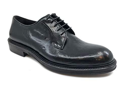 nbsp;bufa Corvari Homme Vieilli Noir Cuir 8571 En H Chaussure PN8ZwOkXn0