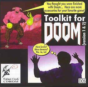 - Toolkit for Doom (Version 1 & 2)