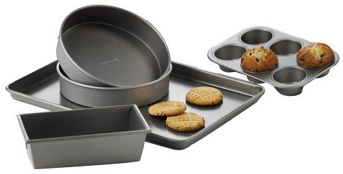 hoffritz bakeware best kitchen pans for you. Black Bedroom Furniture Sets. Home Design Ideas