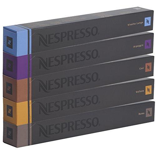 nespresso pack capsules - 8