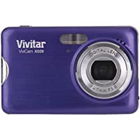 Vivitar 12.1 Megapixel Camera - Grape