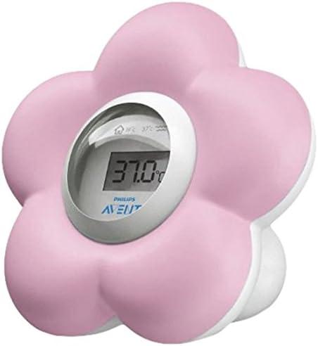 Philips Avent Thermometre numérique bain et chambre Coloris aléatoire