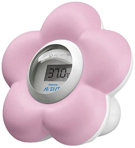 40 opinioni per Philips AVENT Baby Bath and Room Thermometer SCH550/21- bath thermometers