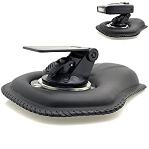Friction Beanbag & Suction Cup Mount for All Radar Detector Escort