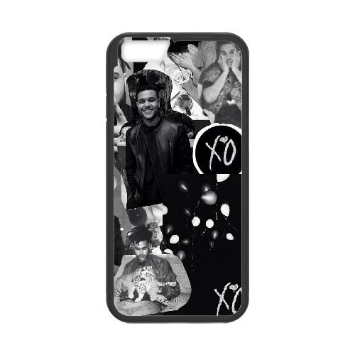 """LP-LG Phone Case Of The Weeknd XO For iPhone 6 (4.7"""") [Pattern-4]"""