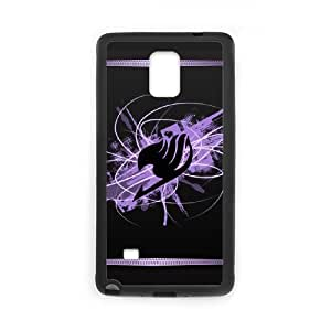 Fairy Tail Samsung Galaxy Note 4 Cell Phone Case Black
