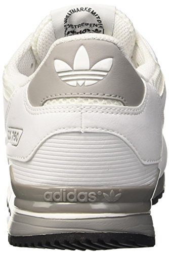 Core White Black Ftwr Homme Mgh Blanc 750 Grey adidas Basket Mode ZX S76192 Solid ng86wxp7q