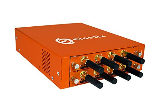 Appliance Pbx Asterisk (Elastix EGW200-8G 8 Channel Quad Band GSM VoIP Asterisk Gateway w 8 Antenna)
