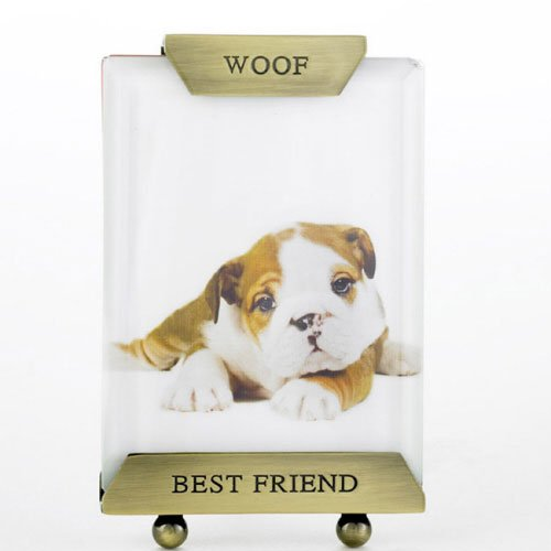 Mud Pie Woof Memories Frame 22324