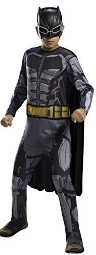 Rubie's Costume Boys Justice League Tactical Batman Costume, Medium, Multicolor