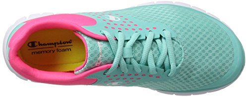 Women's Türkis Champion Bli Turquoise Melange Alpha Shoes Running Competition dRnBzqO