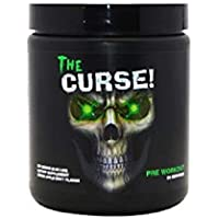 Cobra Labs The Curse! Pre-Workout, Green Apple Envy, 250g